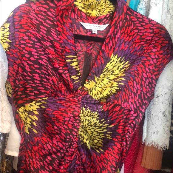 Trina Turk Dresses & Skirts - Trina Turk silk dress